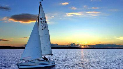 唐岛湾帆船5