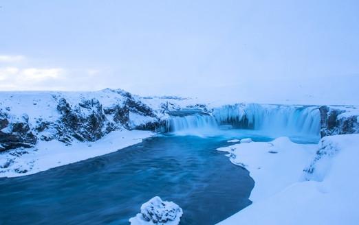这里是冰岛最高的居民区