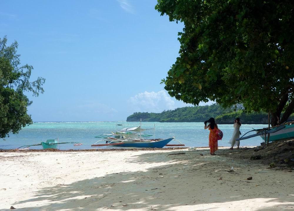 云游四海(688)长滩岛(15)布拉玻海滩