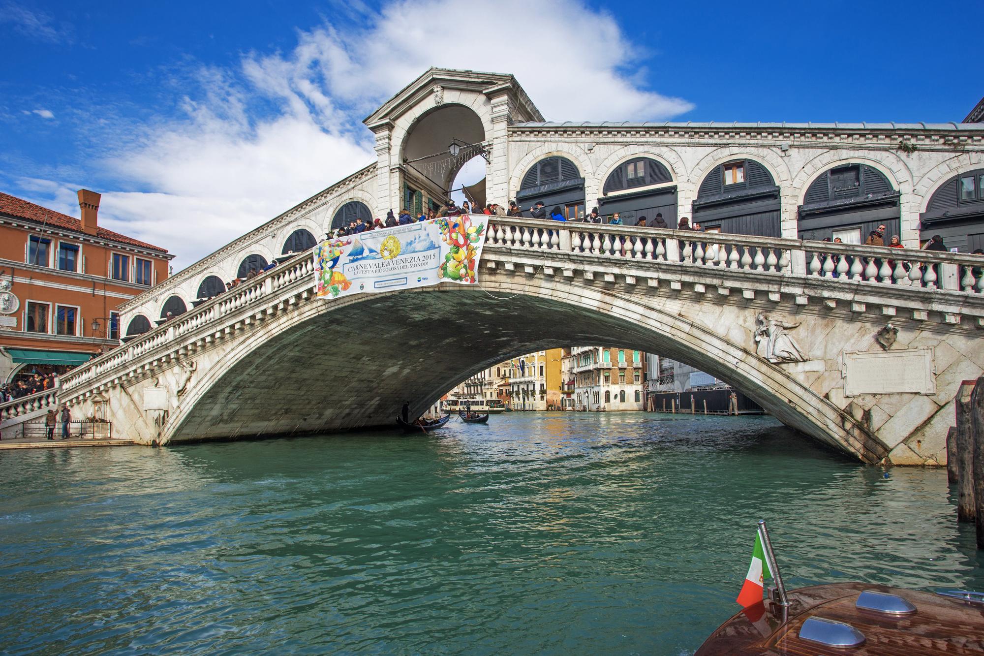 里亚托桥  Rialto Bridge   -0