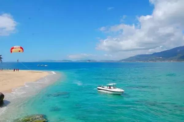 一起南下,来海南环岛自驾吧~享受阳光,沙滩