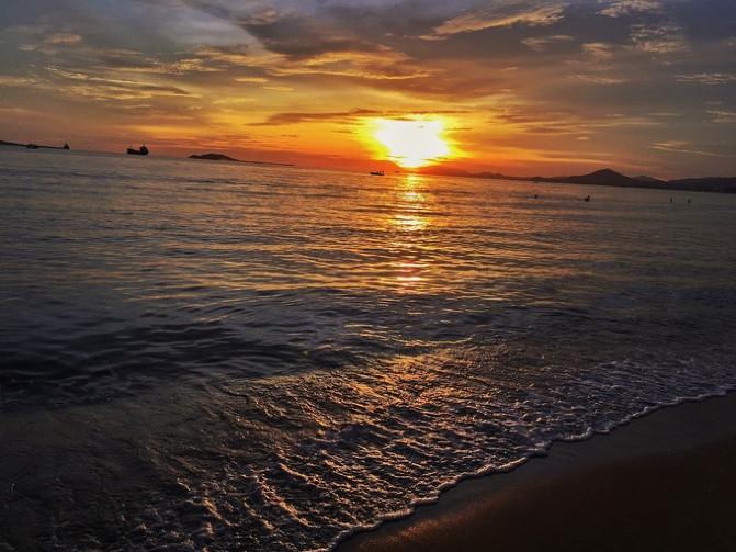 爱在日落黄昏时——就是想去海边看日落