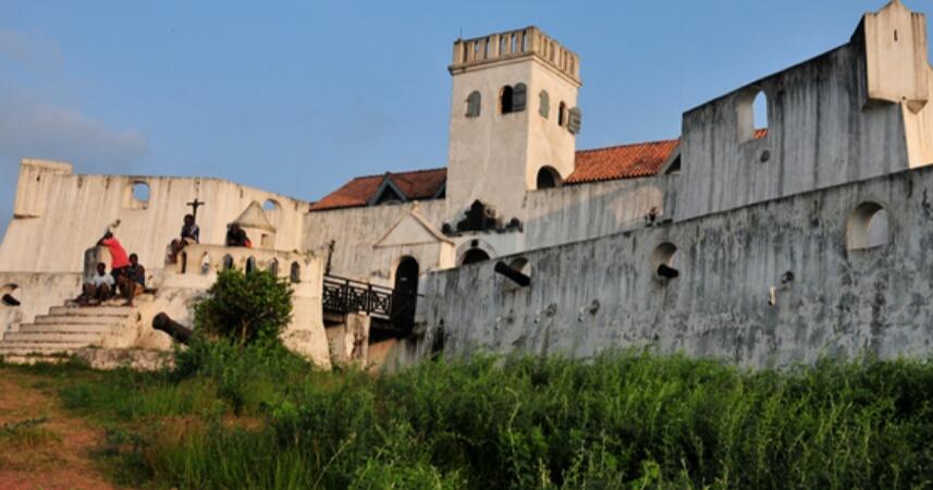 Elmina城堡  Elmina Castle   -0