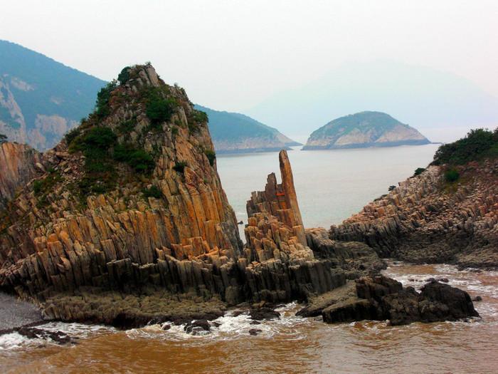 宁波海天一线景点在哪