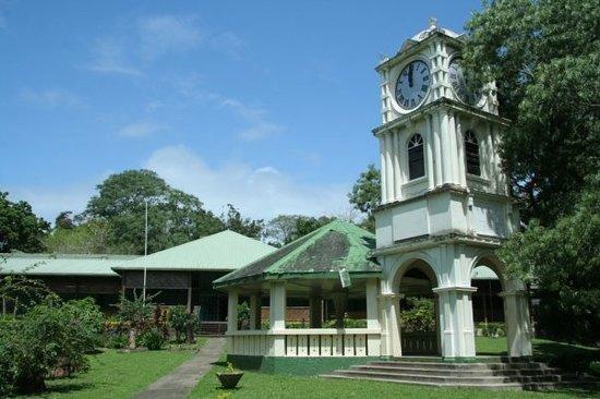 斐濟博物館  Fiji Museum   -3