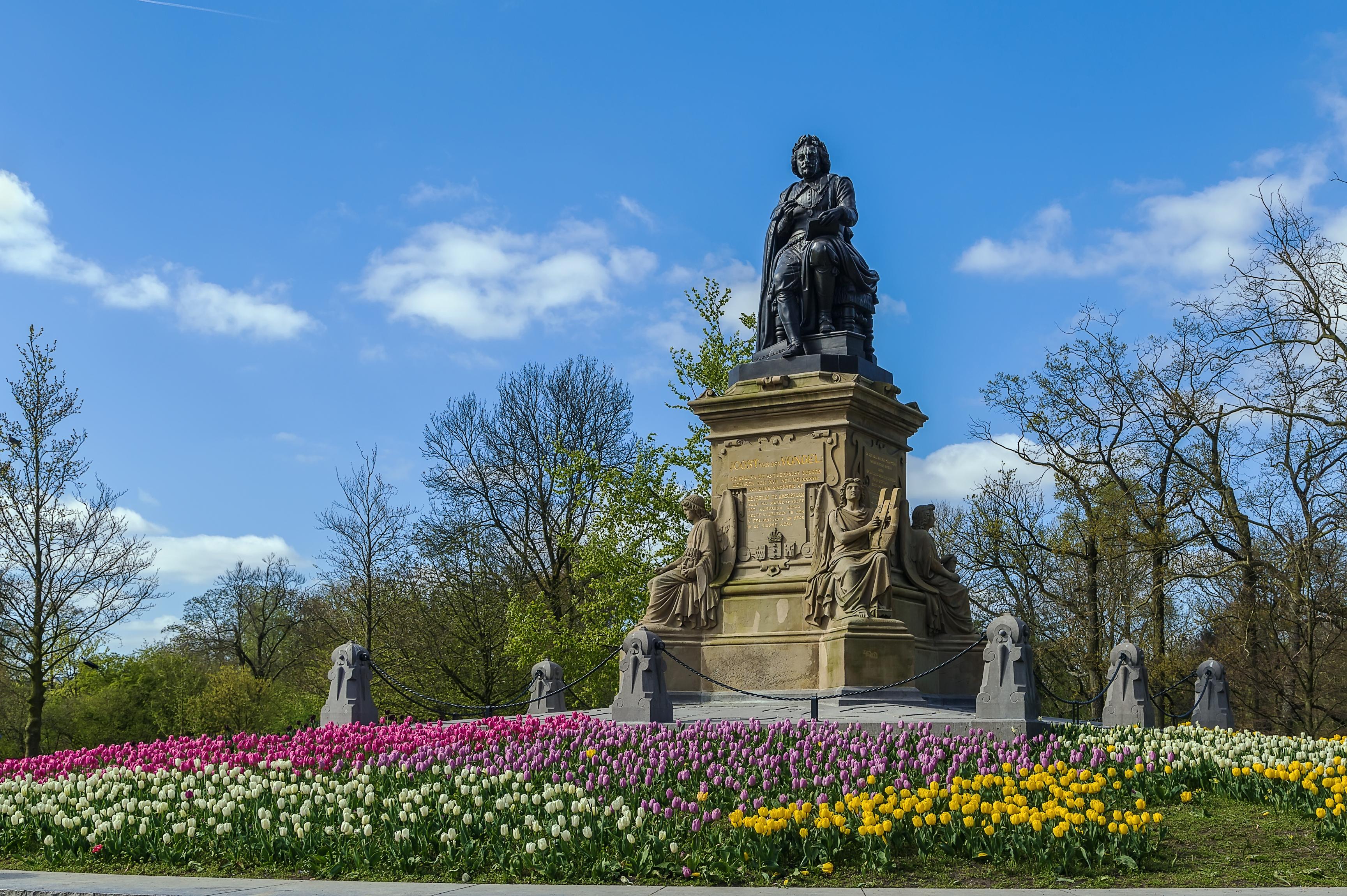 馮得爾公園  Vondel Park   -4
