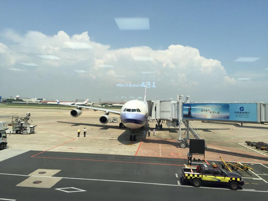 而且金门飞台湾几乎都是小飞机