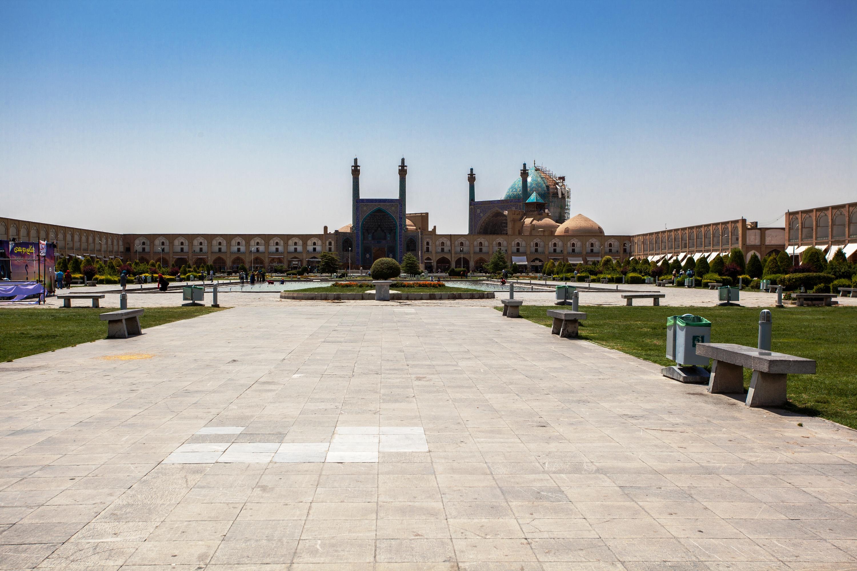 伊瑪目廣場  Imam Square   -2