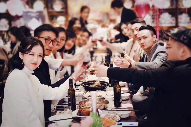 武汉两日游游记聚别墅轰趴派对-武汉别墅攻农村新120同学平米图片