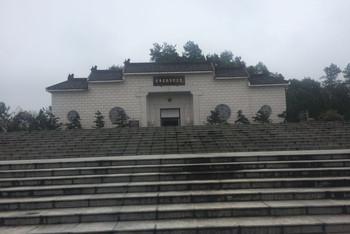 金寨革命烈士纪念塔于1964年兴