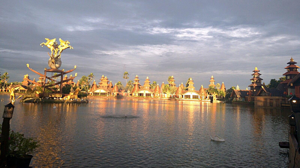 泰国曼谷芭提雅