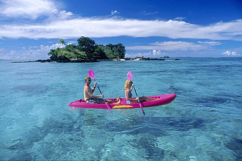 塔妙妮島  Taveuni Island   -0