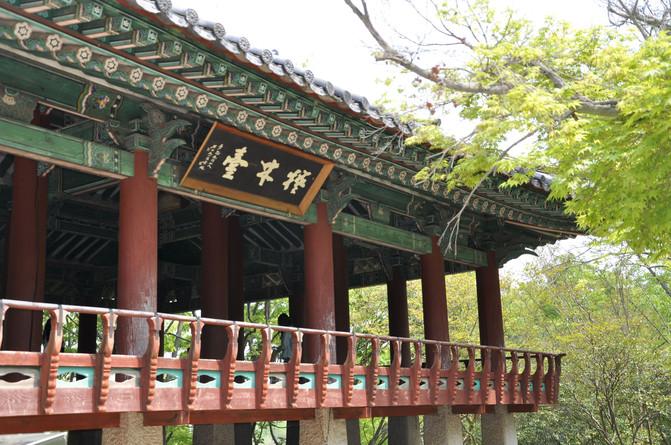 这里是成均馆绯闻,云中的月光等热门电视剧的拍摄地,喜欢韩国史剧的