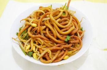 【携程客家林】阜南乐食格拉条附近美食,乐食美食美食英文图片