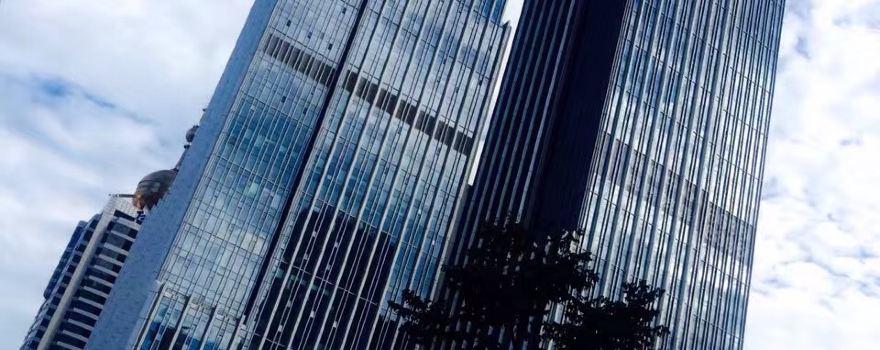【携程攻略】汀澜酒店公寓(青岛五四广场中铁中心店)
