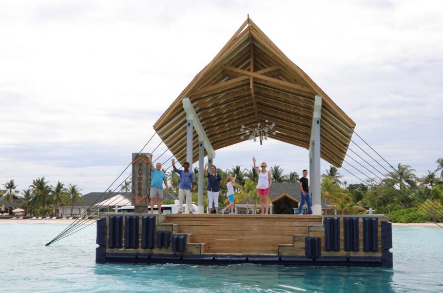 马尔代夫阿玛瑞岛蜜月之旅