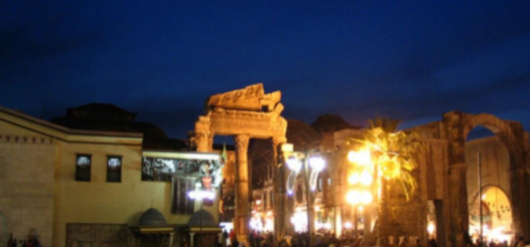 大馬士革古城  Damascus Old City   -0