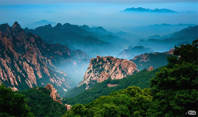秦皇岛|有颜有故事的祖山,去那里攻占一波碧绿的春天
