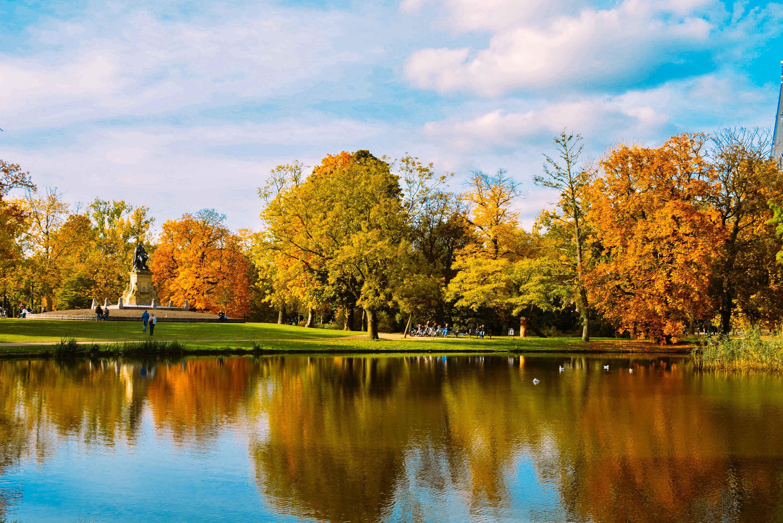 馮得爾公園  Vondel Park   -2