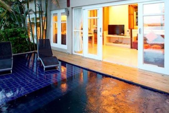 苏梅岛瑞普雷泳池别墅酒店预订价格,地址 199 Moo 1 Bang Rak Beach
