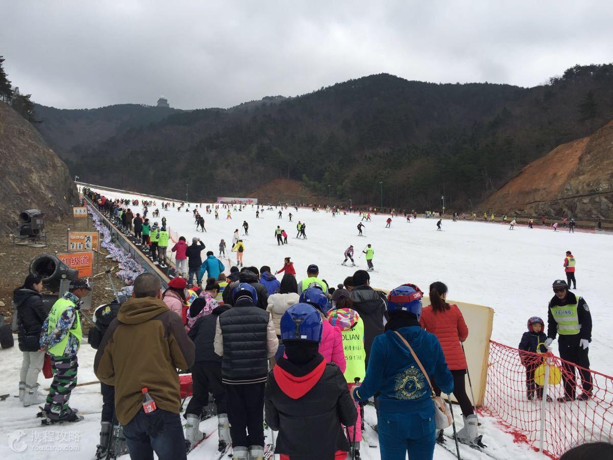 大明山 杭州2日1晚跟团游·大明山滑雪,西湖 宋城千古