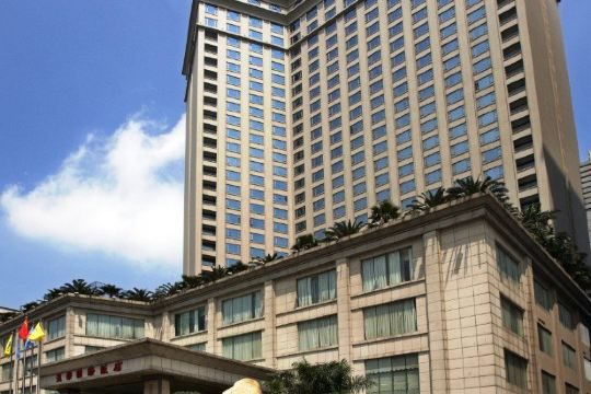 东莞汇华国际饭店预订价格,地址 常平大道2号图片