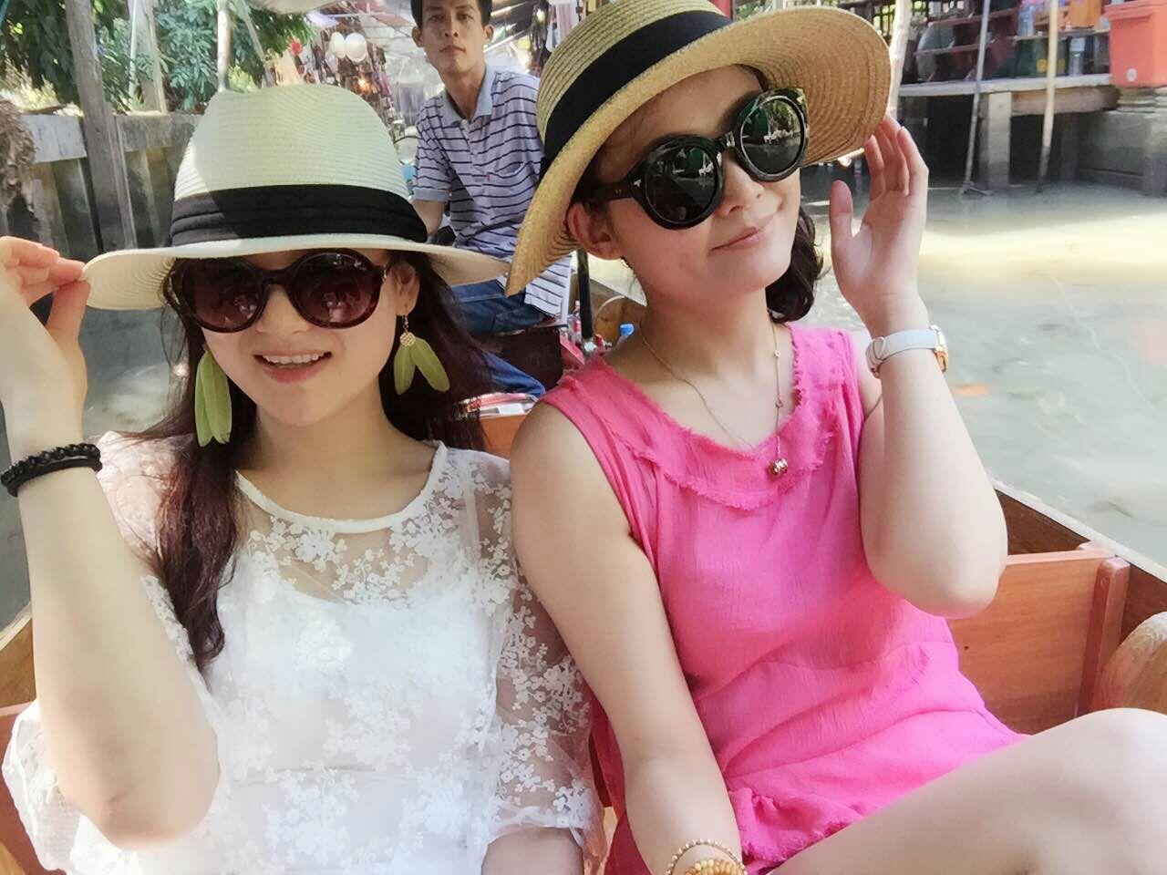 华慵懒闺蜜双人游