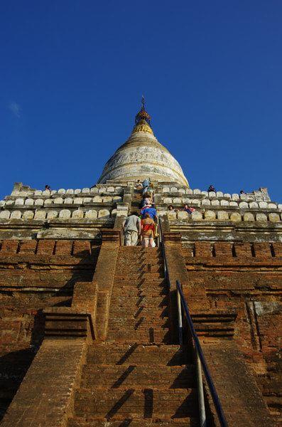 缅甸蒲甘四大名塔