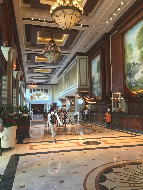 酒店外观,双子塔