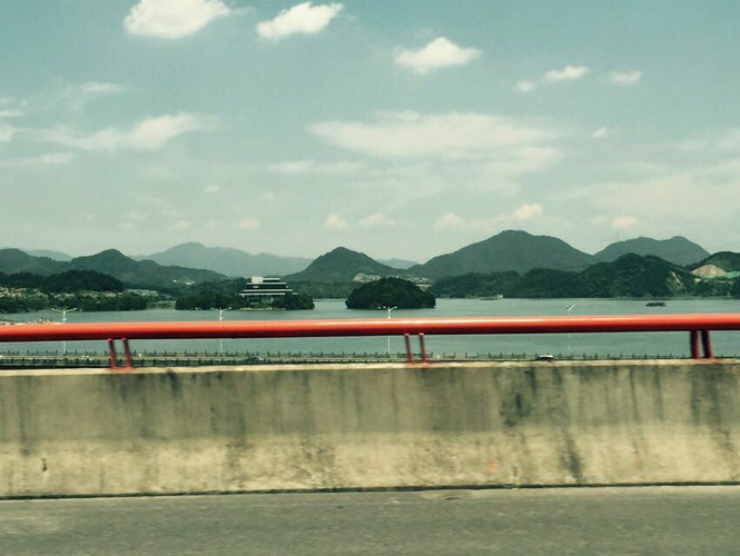 桐庐大溪峡漂流+大奇山两日自驾游攻略旅游螺髻山图片