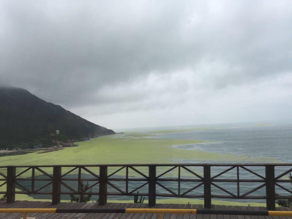 青岛崂山风景点