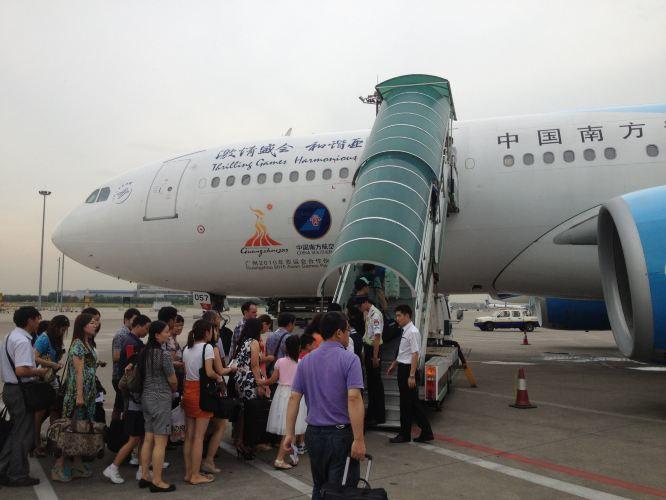 南京到襄樊的飞机