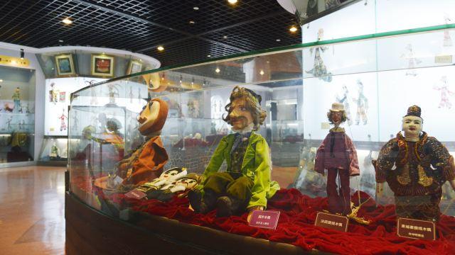 上海木偶剧团仙乐斯演艺厅