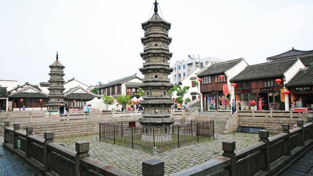南翔砖塔门票,上海南翔砖塔攻略/地址/图片/门票价格