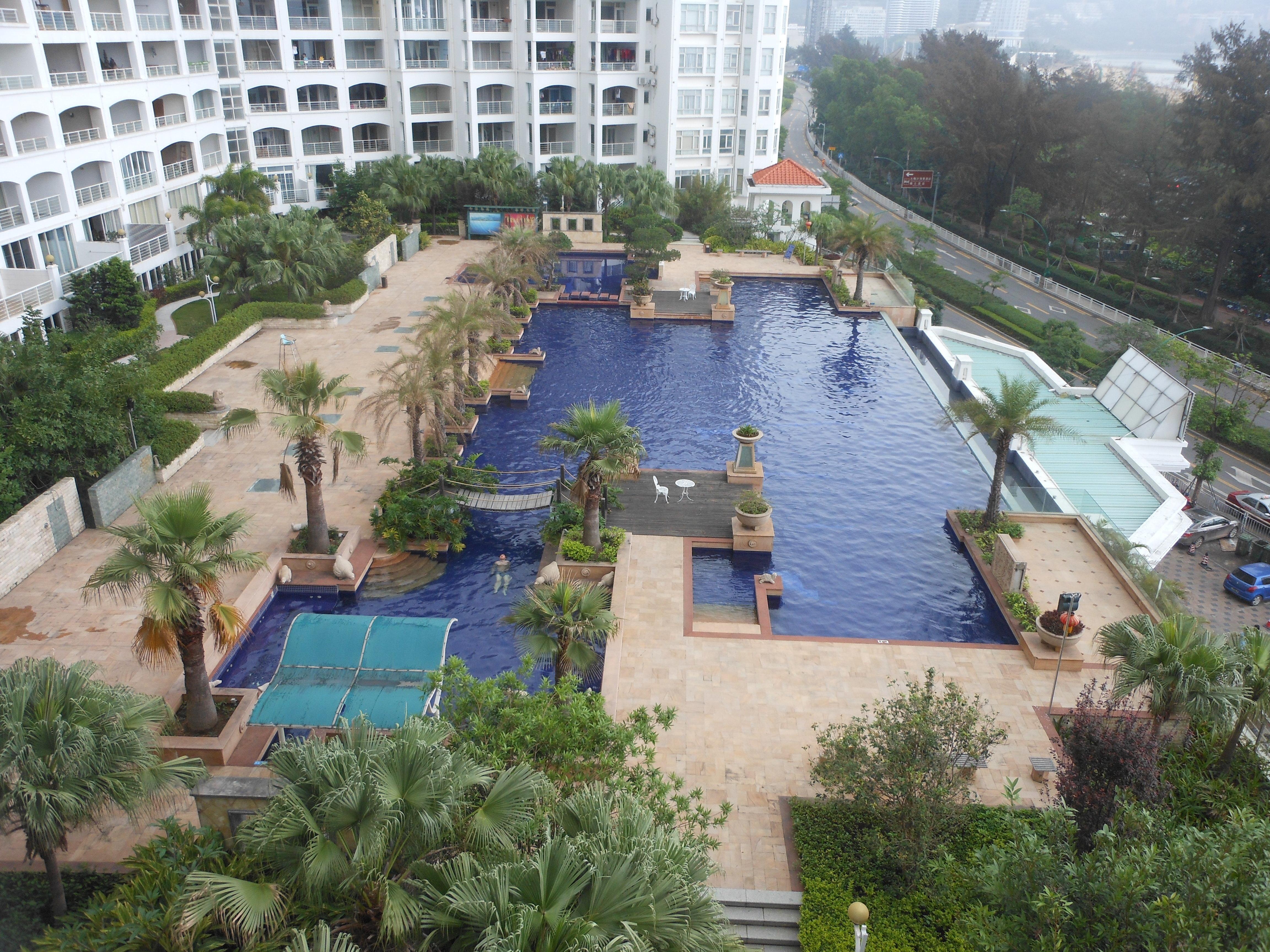深圳大梅沙海世界海景酒店式公寓