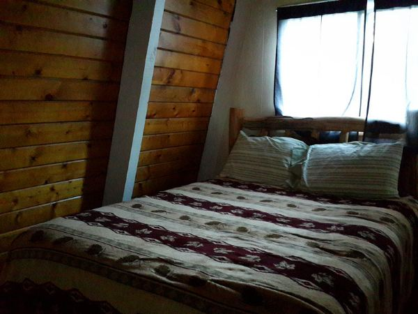 【我住过的酒店】静谧的小木屋