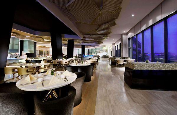 烛光主题餐厅设计