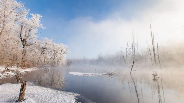 【携程攻略】长白山长白山二道白河镇至魔界风景区