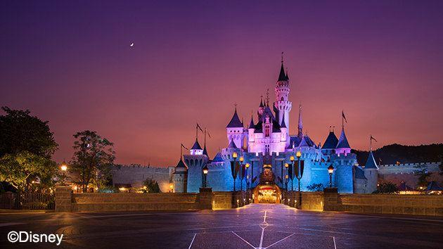香港迪士尼乐园一日游【当天/隔天返程】(广州出发)
