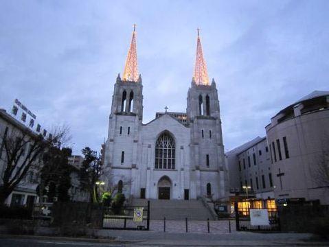 天主教布池教会门票,名古屋天主教布池教会攻略/地址