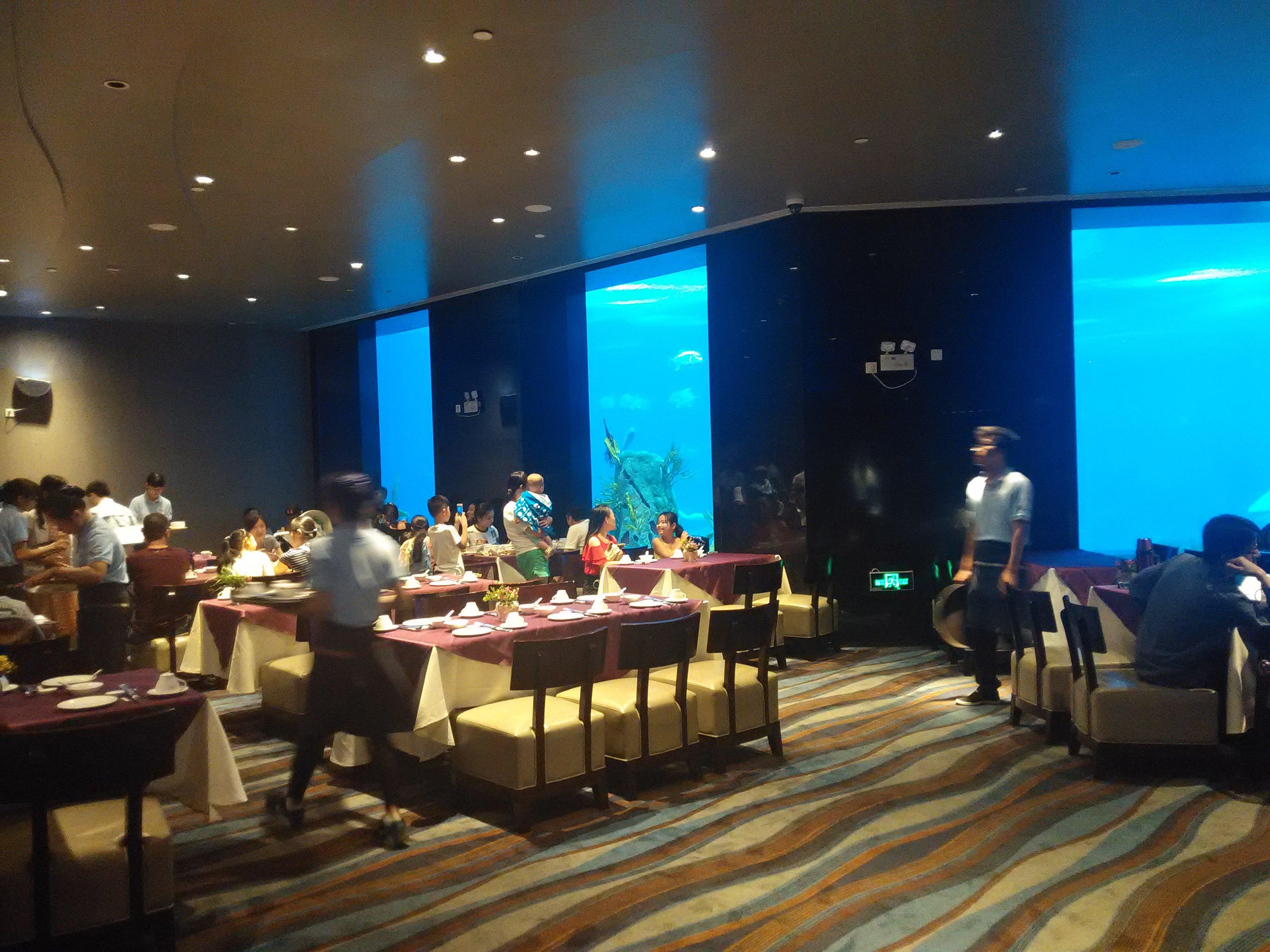 海底餐厅 - 珠海游记攻略【携程攻略】