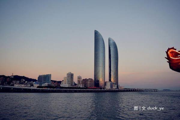 海峡世贸大厦,双子塔,作为厦门新地标