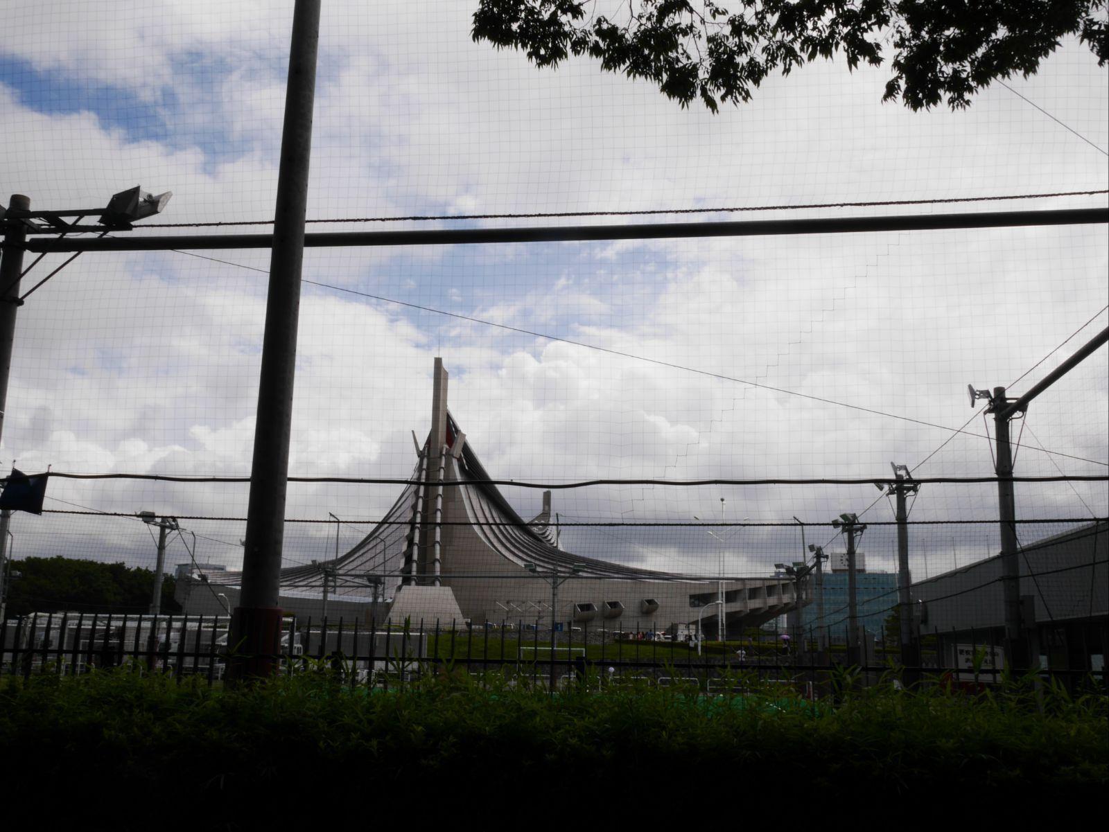 代代木体育馆——1964年东京奥运会主会场.