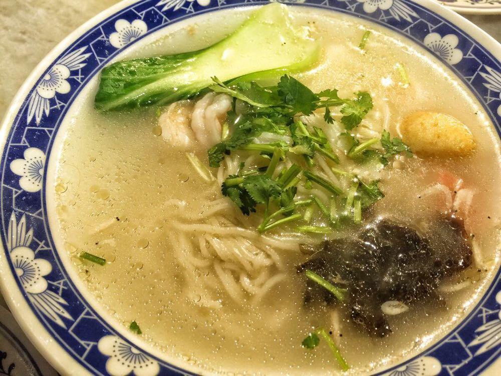 三鲜米线高清图片