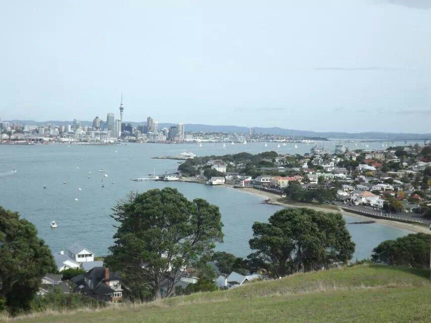 奧克蘭維多利亞山  Mount Victoria, Auckland   -0