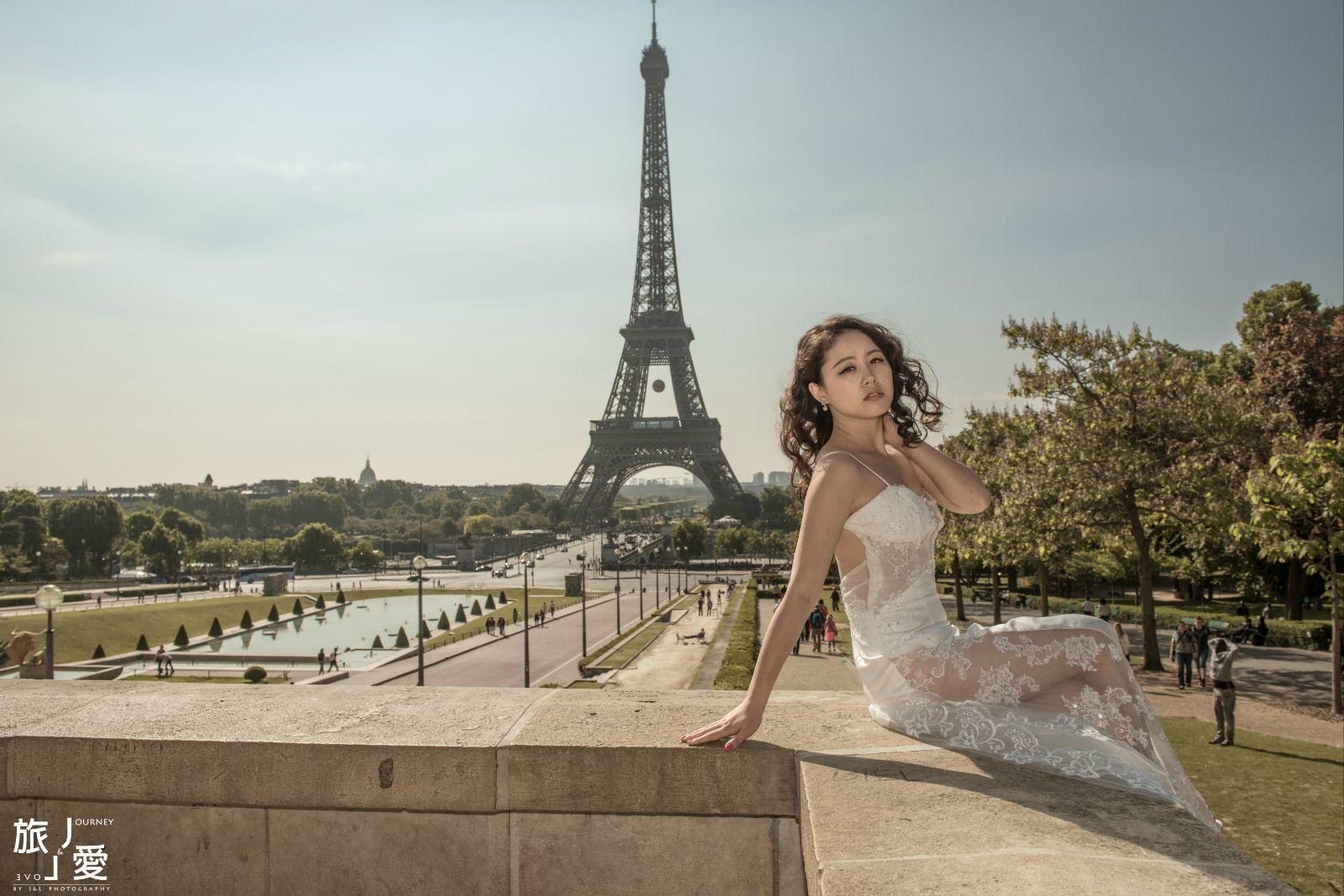 世界花都法国巴黎铁塔