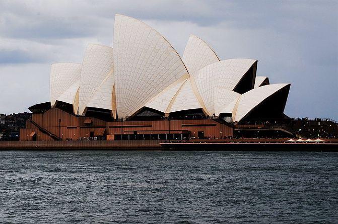 [澳洲自助游]三拍悉尼歌剧院