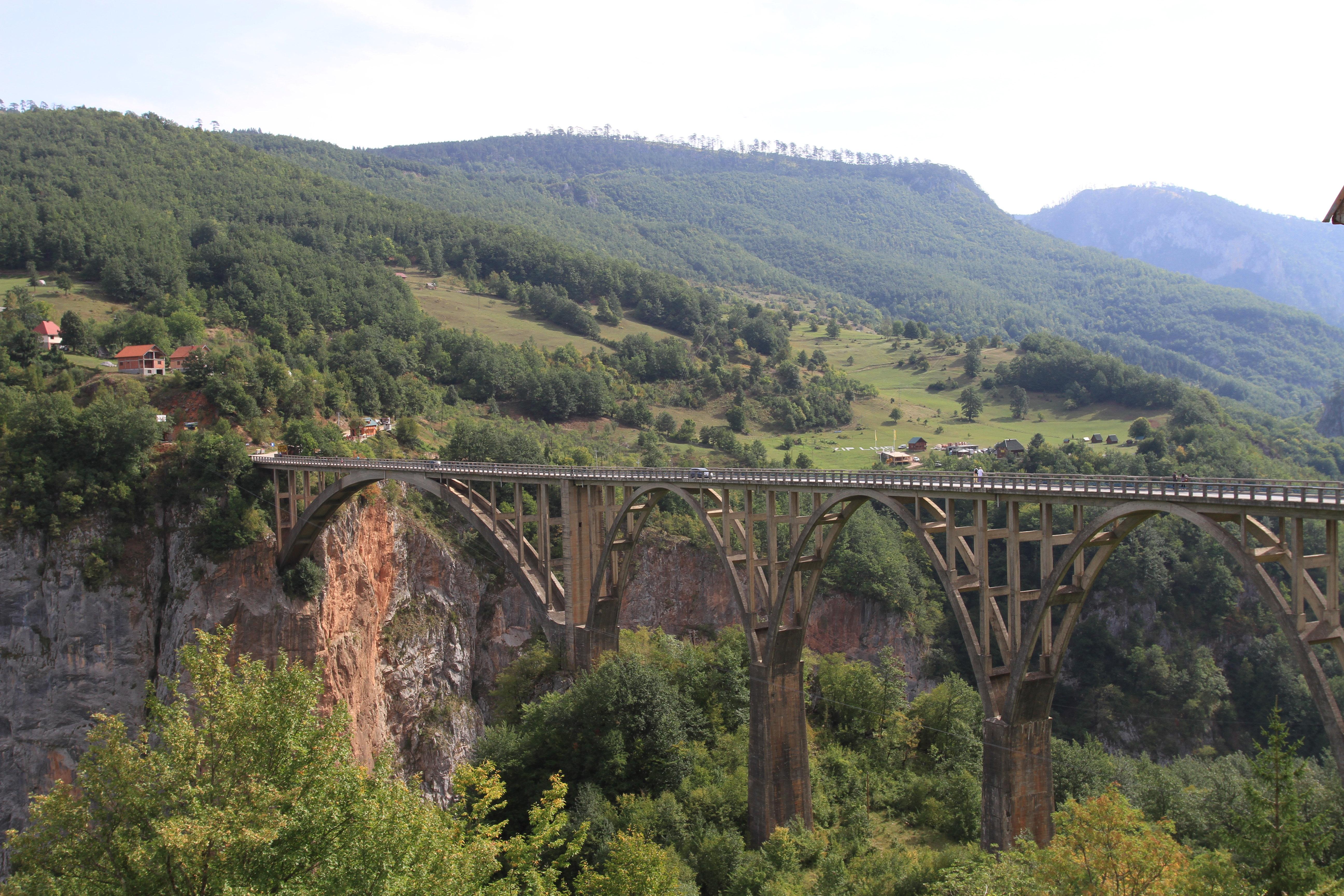 塔拉峡谷大桥     这部影片描述的是在第二次世界