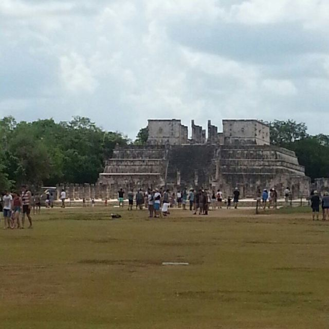 这座库库尔坎神庙形状如金字塔