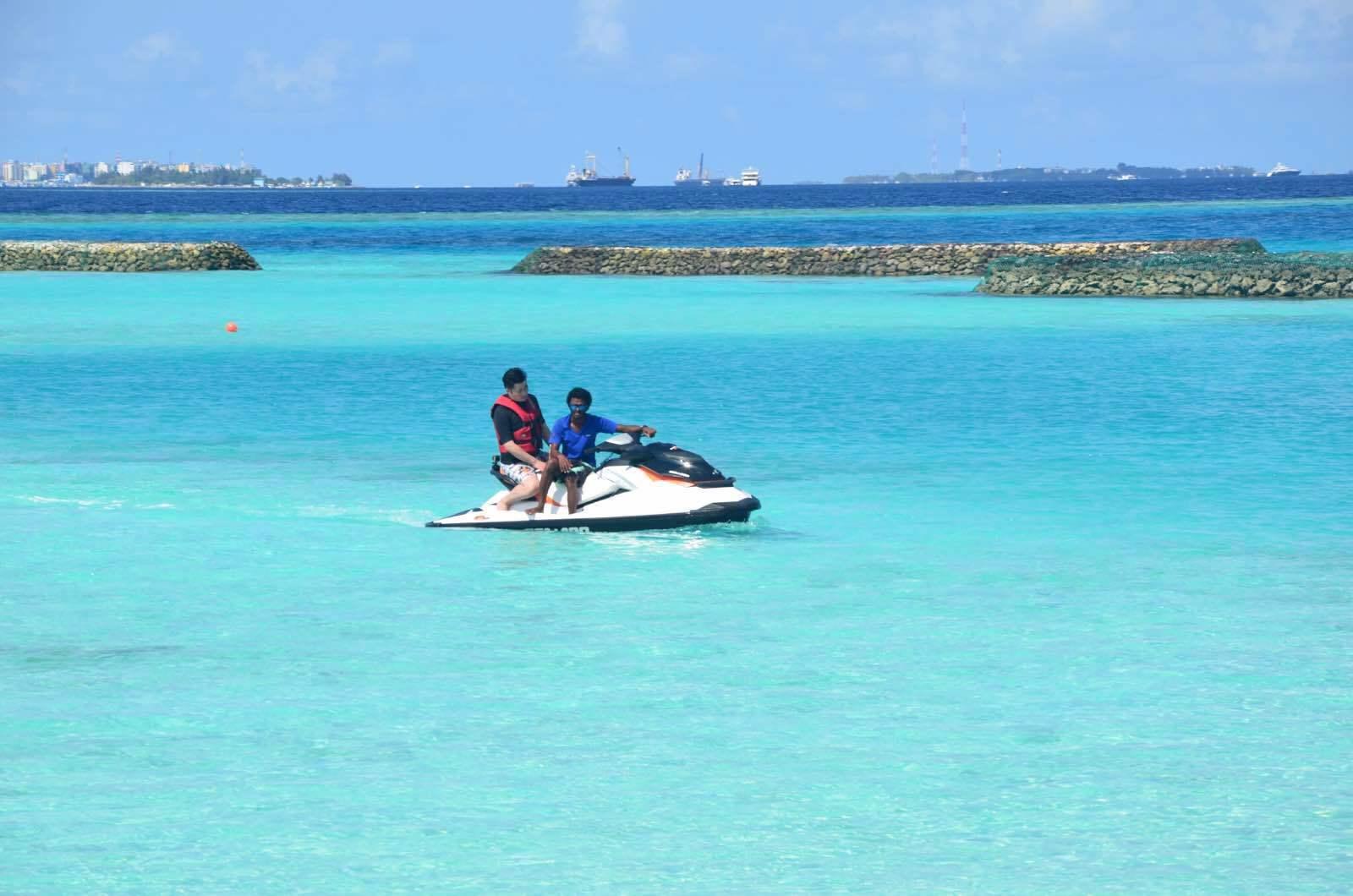 马尔代夫满月岛